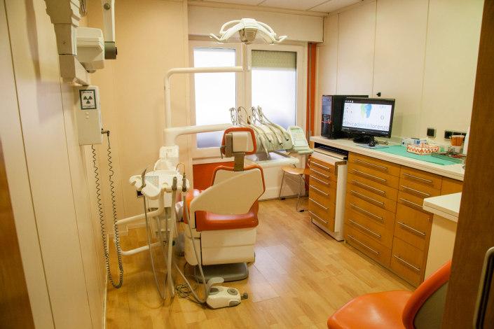 Gabinete endodoncia