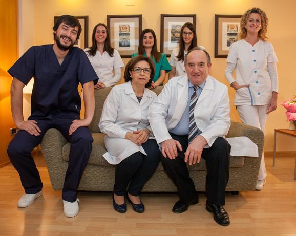 Dentistas y odontólogos en Zaragoza